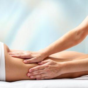 anticeliulitinis limfodrenažinis masažas rankomis