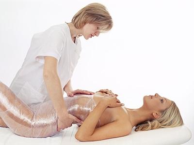 Anticeliulitinis įvyniojimas su termoaktyviu Cello geliu