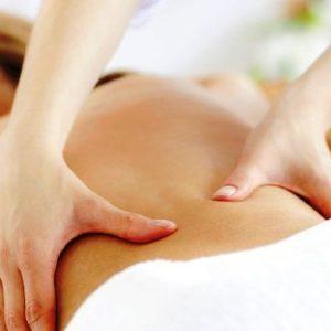 gydomasis juosmens ir kryžmens masažas