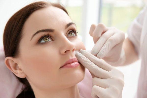 Viršutinės lūpos depiliacija
