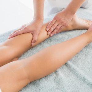 Gydomasis pėdų ir kojų masažas