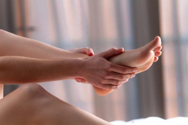 Pėdų refleksologinis masažas