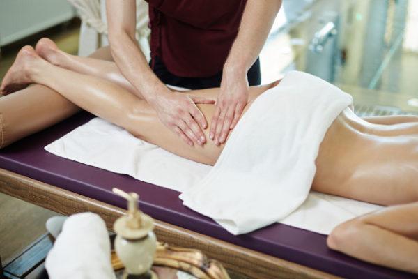 Šiuolaikinis anticeliulitinis masažas
